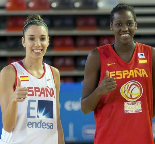 Laura y Nogaye