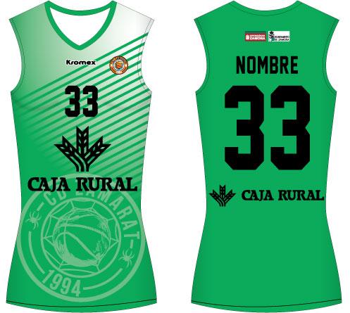 Camiseta de Juego Verde Image