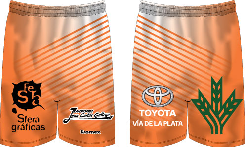 Pantalón de Juego Naranja Image